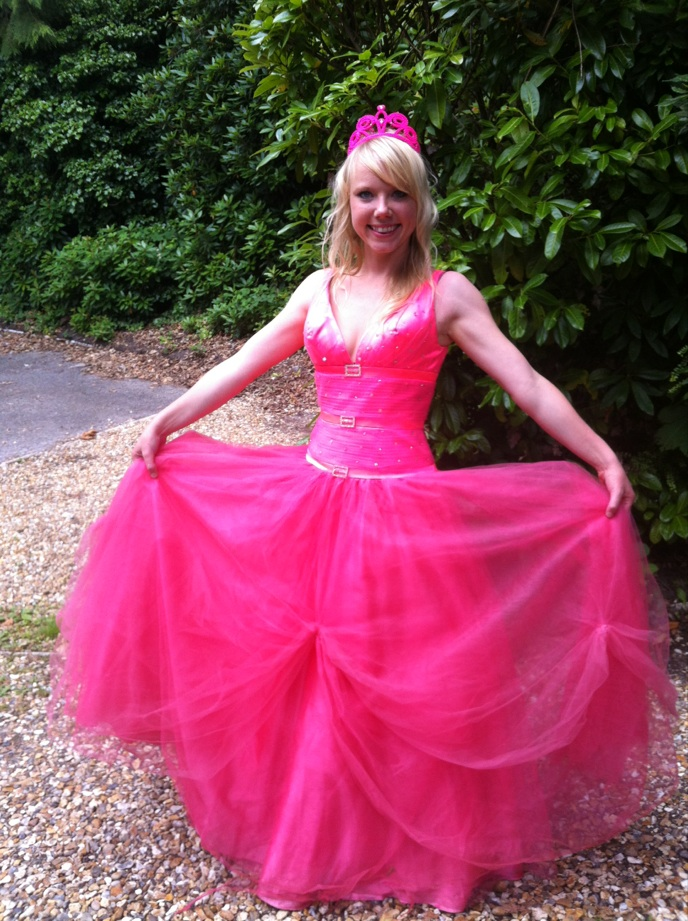 Princess and Magical Make-Over Parties in Poole - Minky Moos